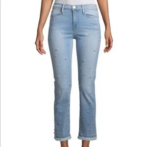 Frame limited edition Pearl jeans